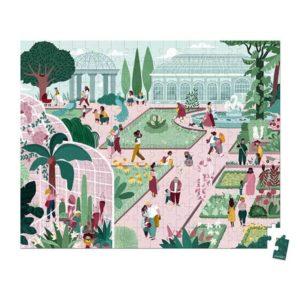 Puzzle Jardim Botânico