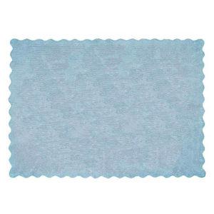 Tapete Azul Liso