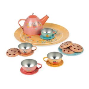 Serviço de Chá e Biscoitos