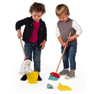 Kit Acessórios de Limpeza