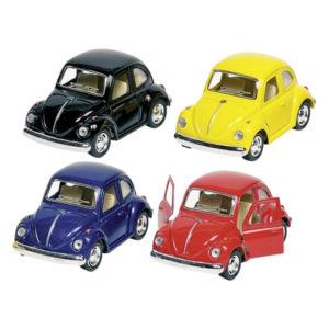 Carro Metal Volkswagen Classic Beetle