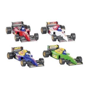 Carro Metal Fórmula 1