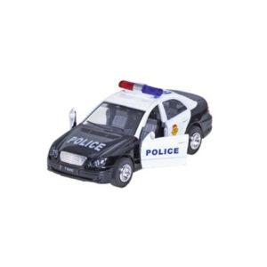 Carro polícia com Luzes e Som