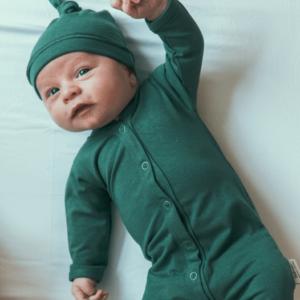 Babygrow com Pés