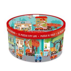 Puzzle de Chão Cidade