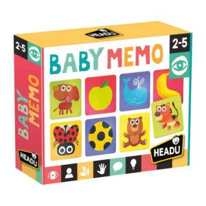 Jogo Baby Memo