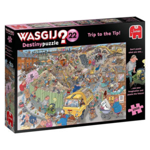 "Puzzle Wasgij - Destiny - ""Trip To The Tip"""