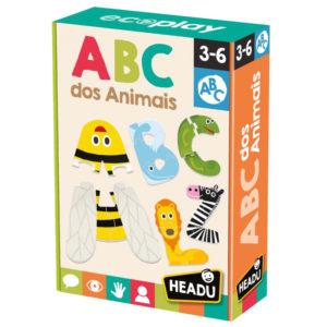Puzzle ABC dos Animais