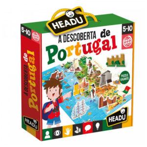 Puzzle À Descoberta de Portugal